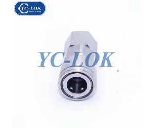 Best selling stainless steel male female quick coupling