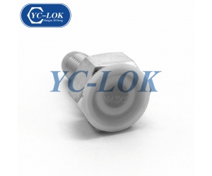Carbon steel hydraulic fittings good quality hydraulic hose ferrules