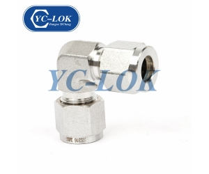 Chinese Products Sold Carbon Steel 90 Degree Threaded Connector Elbow Tube Adapter