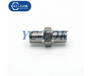 Chinese supplier BSPT male tube adapter connector