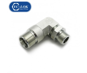 Competitive Price Hydraulic BSPT Male Hose Adapter