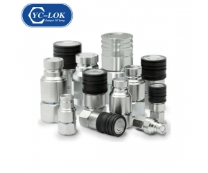 Customize Available Hydraulic Quick Coupling