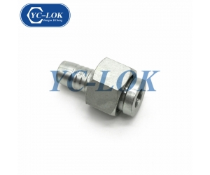 High Quality Female Pipe Fittings Hydraulic Hose Crimping Fittings