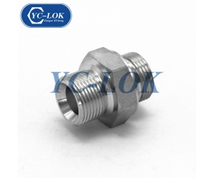 High Quality Hose Adapter Male Thread Hydraulic Adapter