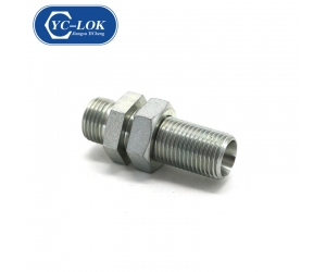 High Quality OFRS Male Female Hydraulic Adapter