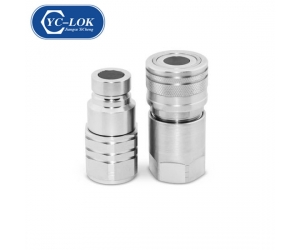ISO16028 Series Hydraulic Couplings