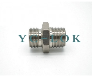 JIC Male 1N NPT Straight Tube fittings
