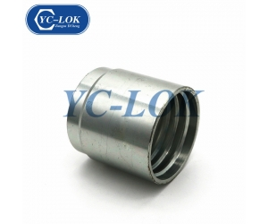 Over 10 years experience professional hydraulic carbon steel ferrule