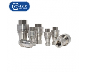 Pin Valve Quick Coupling Compatible with 6600 Series