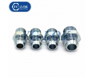 Promotion straight threaded male hydraulic adapter fittings