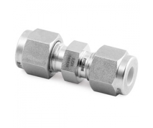 Swagelok code SS-810-6 straight  cutting ring tube fittings