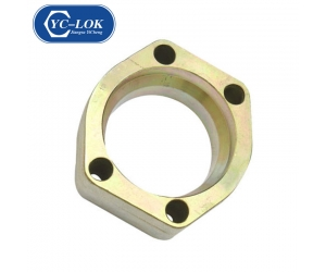 World best selling products carbon steel pipe flange adapter In Stock