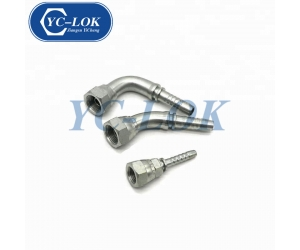 YC-LOK Hydraulics manufacture Stainless steel hose fittings