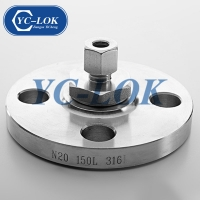 China New cast iron flange adapter SOT Chips factory