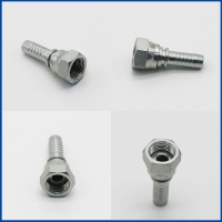 China 22211 BSP FEMALE FLAT SEAT hose fitting factory