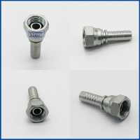 China 22611 BSP FEMALE 60 degree CONE hose fitting factory