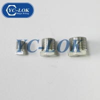 China 3/8 NPT super duplex 2507 hex head stainless steel pipe plug factory