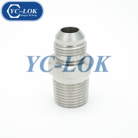 China Ausgestellte JIC-Fittings-Fabrik