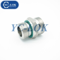China BSP-Hydraulikadapter-Fabrik