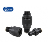 China HZ-QZB275 CLOSE TYPE HYDRAULIC QUICK COUPLING factory