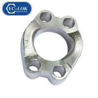 China Hot Sale Factory Direct Price Stainless Steel Flange with Competitive Price factory