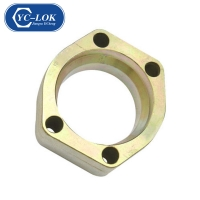 China Hot Selling Product 2018 High Quality Stainless Steel Flange From China factory