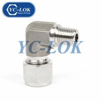 China Manufacturing Prices Stainless Steel Reducing 90 Elbows Pipe Fittings factory