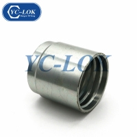 China Over 10 years experience professional hydraulic carbon steel ferrule factory