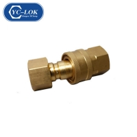 China Pressure Washer Accessories Quick Couplings factory