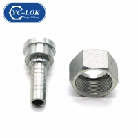 China Shipping from China hydraulic Metric Female Flat Seat Hose Fitting (20211) factory
