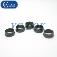 China YC-LOK manufacturing price stainless steel cutting ring factory